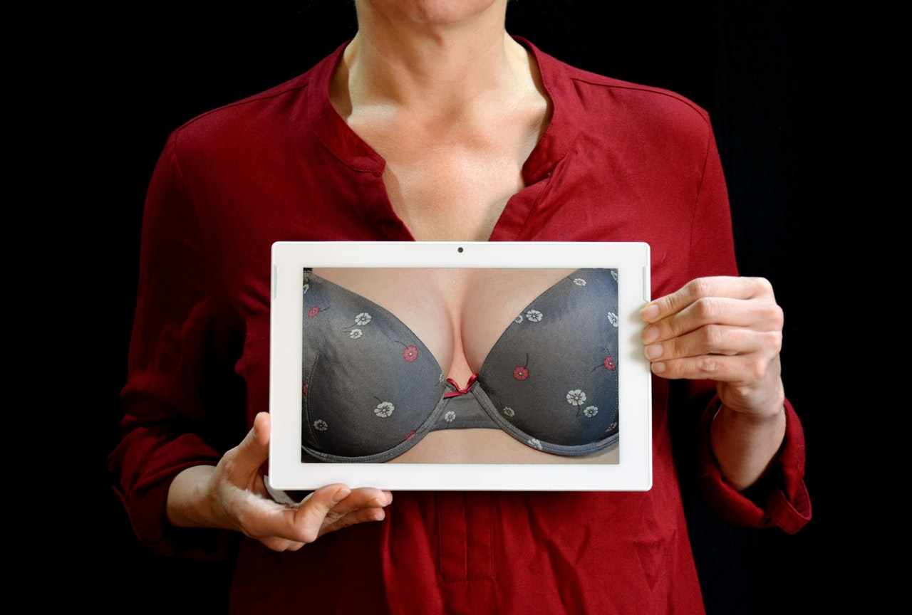 Breast reduction loans UK